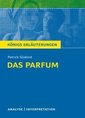 Das Parfum. Königs Erläuterungen. (eBook, ePUB)