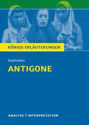 Antigone von Sophokles. (eBook, ePUB)
