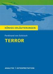 Terror. Königs Erläuterungen. (eBook, ePUB)