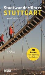 Stadtwanderführer Stuttgart (eBook, ePUB)