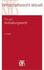 Arzthaftungsrecht (eBook, ePUB)