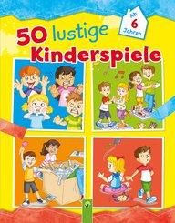50 lustige Kinderspiele (eBook, ePUB)