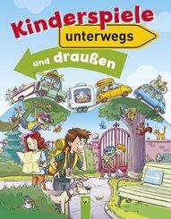 Kinderspiele unterwegs und draußen (eBook, ePUB)