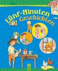 Fünf-Minuten Geschichten (eBook, ePUB)