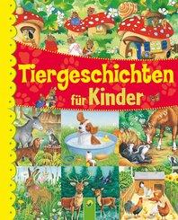 Tiergeschichten für Kinder (eBook, ePUB)