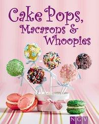 Cakepops, Macarons & Whoopies (eBook, ePUB)