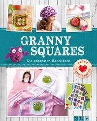 Granny Squares (eBook, ePUB)