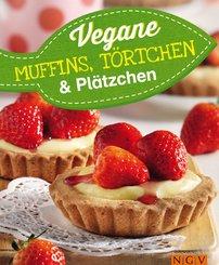 Vegane Muffins, Törtchen & Plätzchen (eBook, ePUB)