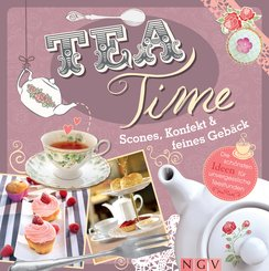 Teatime - Scones, Konfekt & feines Gebäck (eBook, ePUB)