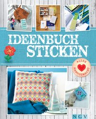 Ideenbuch Sticken - Mit Stickmustern zum Download (eBook, ePUB)