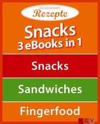 Snacks - 3 eBooks in 1 (eBook, ePUB)