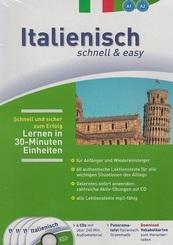 Italienisch - schnell & easy (A1-A2)