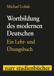 Wortbildung des modernen Deutschen (eBook, PDF)