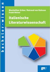 Italienische Literaturwissenschaft (eBook, PDF)