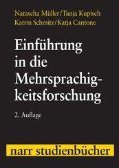 Einführung in die Mehrsprachigkeitsforschung (eBook, PDF)