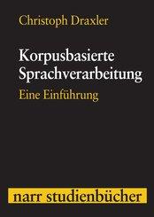 Korpusbasierte Sprachverarbeitung (eBook, PDF)