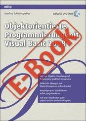 Objektorientierte Programmierung mit Visual Basic 2008 (eBook, PDF)