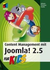 Content Management mit Joomla! 2.5 für Kids (eBook, PDF)