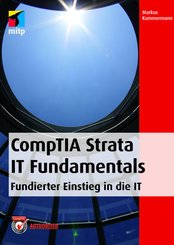 CompTIA Strata IT Fundamentals (eBook, PDF)