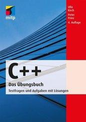C++ Das Übungsbuch (eBook, PDF)