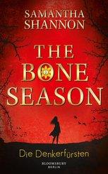 The Bone Season - Die Denkerfürsten (eBook, ePUB)
