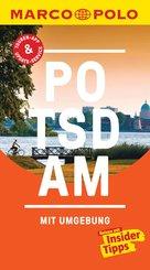 MARCO POLO Reiseführer Potsdam mit Umgebung (eBook, ePUB)