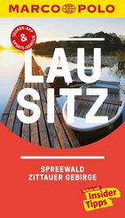 MARCO POLO Reiseführer Lausitz, Spreewald, Zittauer Gebirge (eBook, PDF)