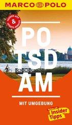 MARCO POLO Reiseführer Potsdam mit Umgebung (eBook, PDF)