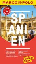 MARCO POLO Reiseführer Spanien (eBook, PDF)