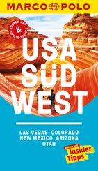 MARCO POLO Reiseführer USA Südwest, Las Vegas, Colorado, New Mexico, Arizona (eBook, PDF)