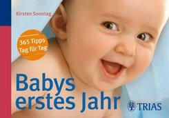 Babys erstes Jahr (eBook, PDF)