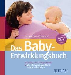 Das Baby-Entwicklungsbuch (eBook, ePUB)