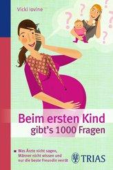 Beim ersten Kind gibt's 1000 Fragen (eBook, PDF)