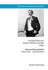 Herman-Bang-Studien (eBook, PDF)