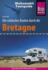 Reise Know-How Wohnmobil-Tourguide Bretagne: Die schönsten Routen (eBook, PDF)