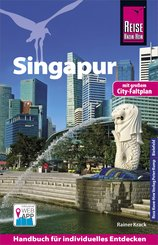 Reise Know-How Reiseführer Singapur (eBook, PDF)