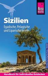 Reise Know-How Reiseführer Sizilien und Egadische, Pelagische & Liparische Inseln (eBook, PDF)