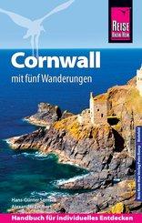 Reise Know-How Cornwall - mit fünf Wanderungen (eBook, PDF)