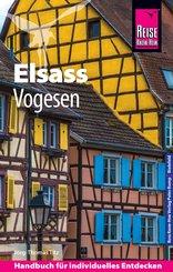Reise Know-How Elsass und Vogesen: Reiseführer für individuelles Entdecken (eBook, PDF)