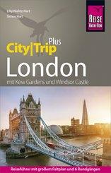 Reise Know-How Reiseführer London (CityTrip PLUS) (eBook, PDF)