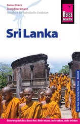 Reise Know-How Reiseführer Sri Lanka (eBook, PDF)