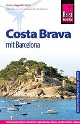 Reise Know-How Reiseführer Costa Brava mit Barcelona (eBook, PDF)