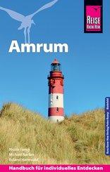 Reise Know-How Amrum: Reiseführer für individuelles Entdecken (eBook, PDF)