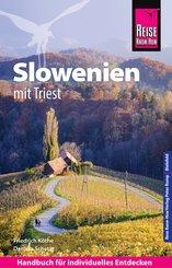 Reise Know-How Reiseführer Slowenien mit Triest - mit 15 Wanderungen (eBook, PDF)