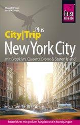 Reise Know-How CityTrip PLUS New York City mit Staten und Long Island (eBook, PDF)