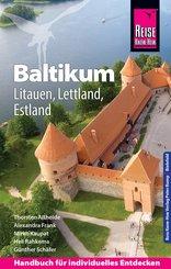 Reise Know-How Reiseführer Baltikum: Litauen, Lettland, Estland (eBook, PDF)