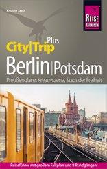 Reise Know-How Reiseführer Berlin mit Potsdam (CityTrip PLUS) (eBook, PDF)