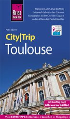 Reise Know-How CityTrip Toulouse (eBook, PDF)