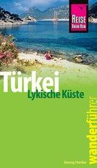 Reise Know-How Wanderführer Türkei, Lykische Küste - 42 Wandertouren durch Lykien (eBook, PDF)