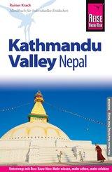 Reise Know-How Reiseführer Nepal: Kathmandu Valley (eBook, PDF)